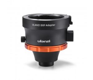 Ulanzi DOF E Berg DSLR Kamera Volle Rahmen Objektiv Adapter Käfig für iphone 11 Pro Max Smartphone SLR/DSLR & Kino Objektiv