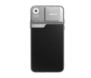 Ulanzi 400X Mikroskop Telefon Objektiv Fall Kit Verwendet für iphone 11 / iphone 11 Pro / iphone 11 Pro max