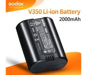 Godox VB20 V350 Speedlite Flash 7,2 v 2000 mah Li-Ion Akku für Godox V350C V350N 350 s V350F V350O Speedlite (VB20 Batterie)