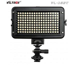 Viltrox VL-162T Licht LCD Panel 3300K-5600K Bi-Farbe Dimmbare Kamera LED Video für Canon Nikon sony DSLR fotografie Camcorder