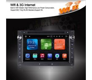 2 din Android 8.1 Quad-Core 2GB RAM 16GB Auto DVD für VW/Volkswagen/PASSAT/B5/MK5/GOLF/POLO/TRANSPORTER Mit Radio GPS BT