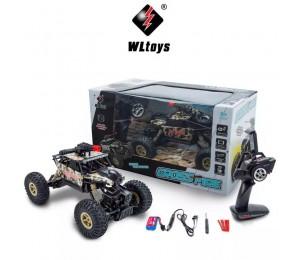 WLTOYS 18428-A 1/18 2,4 GHz 4WD RC Raketen Auto mit 0.3MP Wifi FPV Kamera Off-road Crawler Echt- zeit für Kid Spielzeug Geschenk