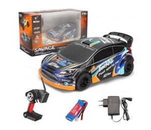 WLtoys A242 Fernbedienung Racing Auto 1/24 4WD 2,4G Fernbedienung Racing Wüste Off-road Drift Auto Rally auto Geschwindigkeit Max 35 km/h
