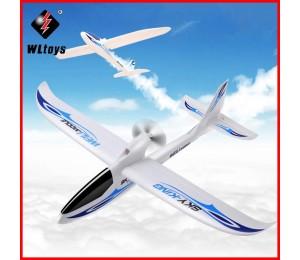 WLtoys F959 Sky King RC Flugzeug 3CH 2,4 GHz Wiederaufladbare Li-Po Batterie Drahtlose Fernbedienung Flugzeug RC flugzeug