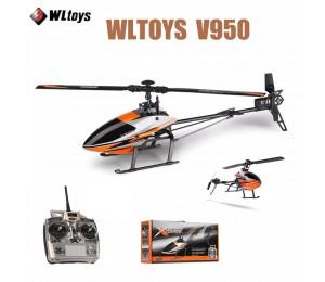 WLtoys V950 RC Drone 2,4G 6CH 3D 6G Modus Bürstenlosen Motor Leistungsstarke RTF BNF RC Quadcopter Spielzeug für Kinder Geschenke