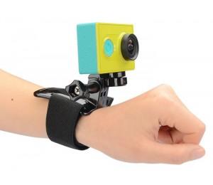 Wrist Strap Band Mount for Xiaomi Yi Sport Camera