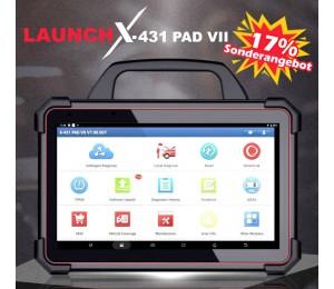LAUNCH X-431 PAD VII PAD 7 mit ADAS Kalibrierung Automotive Diagnostic Tool Unterstützung Online Codierung und Programmierung