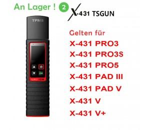 X-431 TSGUN TPMS Reifendruck Detektor Handheld Terminator Sensor Aktivator Programmierung Auto Diagnose Werkzeug