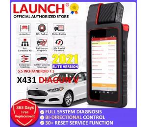 LAUNCH X431 Diagun V OBD2 Auto diagnose werkzeug voll systemCode Reader scanner OBDII OBD Scan-tool Update Online