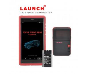 NEU LAUNCH X431 PROS MINI Bluetooth / WIFI OBD2 Diagnostic tool Full System Car Diagnostic Scanner & MINI Printer