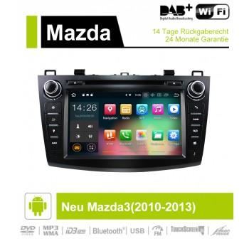 8 Zoll Android 9.0 Autoradio / Multimedia 4GB RAM 32GB ROM Für Mazda new Mazda3