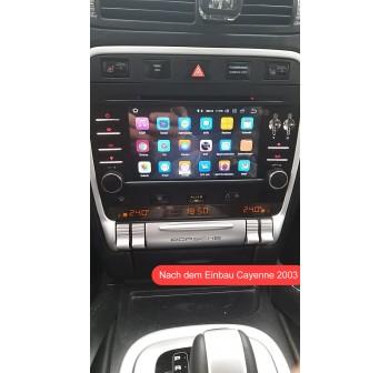 7 Zoll Android 9.0 Autoradio / Multimedia 2GB RAM 16GB Für Porsche Cayenne(2003-2010)