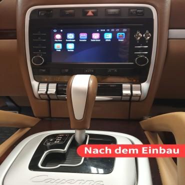 Android 9.0 Octa-core 4GB RAM 32GB AutoRadio / Multimedia Für Porsche Cayenne(2003-2010)