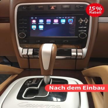 7 Zoll Android 9.0  Autoradio / Multimedia 4GB RAM 64GB ROM Für Porsche Cayenne(2003-2010)