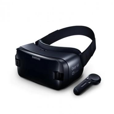 Samsung Gear VR Virtuelle Realität Gläser Mit Controller Unterstützung Samsung Galaxy S10, Galaxy S9, Galaxy Note9 and more