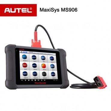 NEU AUTEL MaxiSys MS906 drahtloser Auto-Diagnosewerkzeug obd2 MaxiSys Pro Scanner Besser als MaxiDAS DS708 & DS808