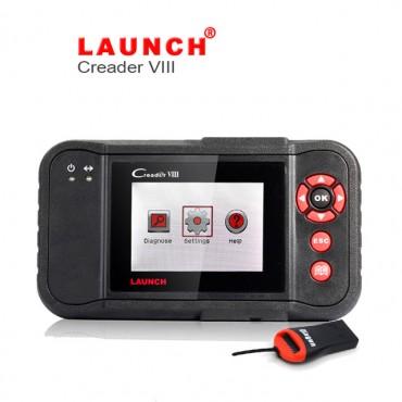 NEU Launch Creader VIII OBD-II EOBD Diagnosewerkzeuge Scanner Fehlercode Lesegerät