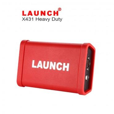 NEU LAUNCH X431HD Heavy-Duty Truck Fault Diagnostic Tool Software Free Update On Launch Website