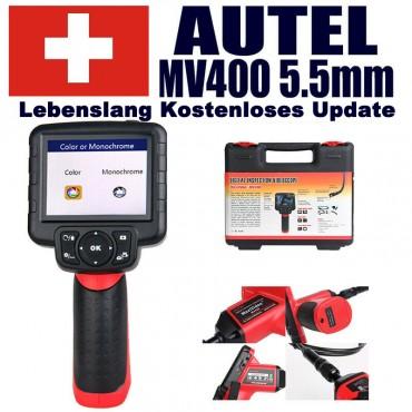 Autel Maxi MV400 Digital Video mit 5,5 mm Durchmesser Kamerakopf Inspektionskamera MV 400 Multipurpose Videoskop