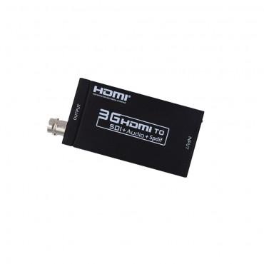 BK-B8 MINI 3G HDMI to SDI+Audio+Spdif Converter