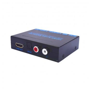 NK-B12 HDMI  Audio (SPDIF+R/L) Extractor