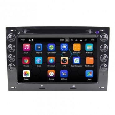 NEU 7'' Android 8.1 2GB+16GB 1024*600 HD Capacitive Touch Screen Autoradio für Renaults Megane