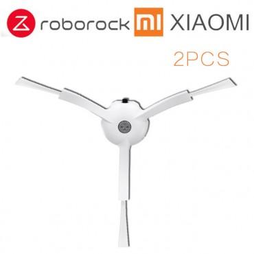 2 Teile/los seitenbürste für Xiaomi Roborock S50 S51 Staubsauger 1 & 2 Roboter-staubsauger Ersatzteile Kits nicht hepa-filter