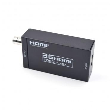 NK-S009 MINI 3G HDMI to SDI Converter