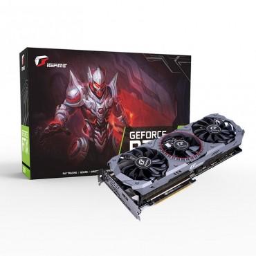 Colorful iGame GeForce RTX 2060 Advanced OC Grafikkarte NVIDIA GDDR6 192 Bit 1755MHz