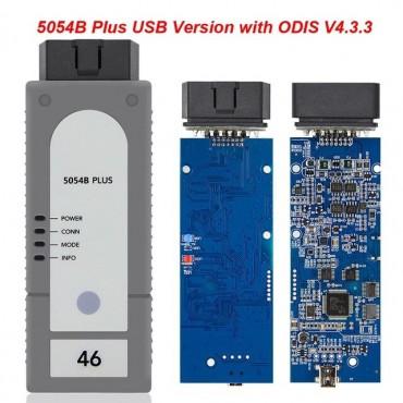 VAS5054B Plus VAS5054A ODIS V4.4.10/V4.3.3 OBD2 WIFI Bluetooth VAG Scanner Für VW/Audi