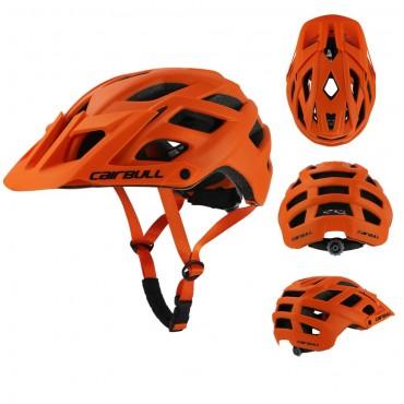 Neue Cairbull Radfahren Helm TRAIL XC Fahrrad Helm In-mold MTB Fahrrad Helm