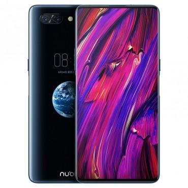 NEU Nubia X Snapdragon 845 6.26-inch FHD screen Dual fingerprint Smartphone 6GB+128GB