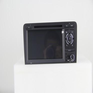Android 7.1 Quad-core 2G RAM 16G  flash Car DVD Player Radio für Audi A3 S3 2003 2004-2010 2011 Auto radio stereo navigator mit bluetooth wifi