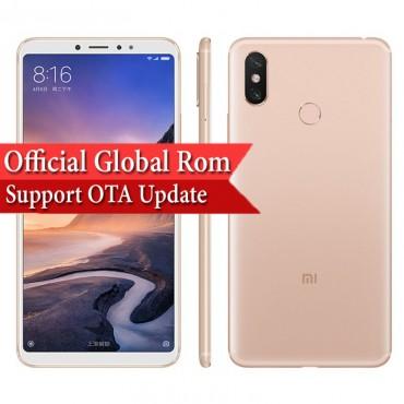 NEU Xiaomi Mi Max 3 Smartphone Snapdragon 636 6.9-zoll 4GB+64GB Support OTA Aktualisierung Gold