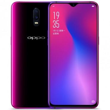 OPPO R17 Smartphone Snapdragon 670 6.4-Zoll Fingerabdruck unter Display 8GB + 128GB