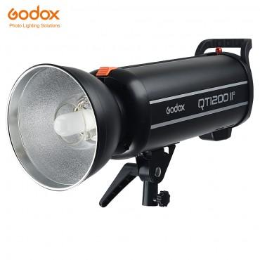 Godox QT1200IIM 1200WS GN102 1 / 8000s Hochgeschwindigkeits Synchronisation Blitzlicht Eingebautes 2,4 G Wireless X System Blitzlampe