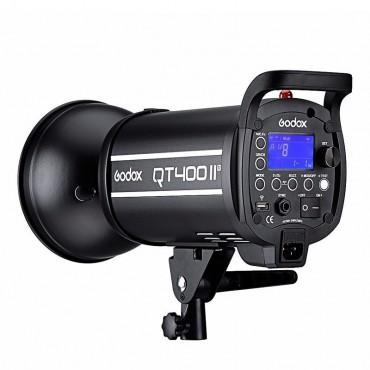 Godox QT400IIM Professional 400WS HSS 1 / 8000s GN65 2.4G Drahtloses System Studio Beleuchtung Blitzlicht Blitz