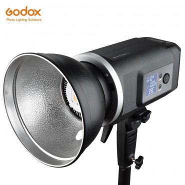 Godox SLB60W 60 watt 5600 karat Weiß Version hand typ Im Freien Tragbare Kontinuierliche LED Mit Lithium-Batterie