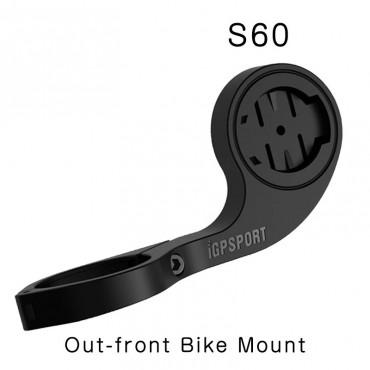 IGPSPORT S60 MTB Rennrad Computer Montieren Fahrrad GPS Stoppuhr Halter Halterung Für Garmin Edge 500 510 520 620 800 810 1000