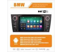 1 din Android 9.0 Octa-core 4GB RAM 32GB Car DVD Für 3 Serie BMW E90 E91 E92 E93 318 320 325 Für Manuelle Klima klimaanlage