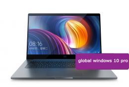 Xiaomi Mi Notebook Pro 15.6-zoll i7-8550U 16GB+256GB Grau Farbe