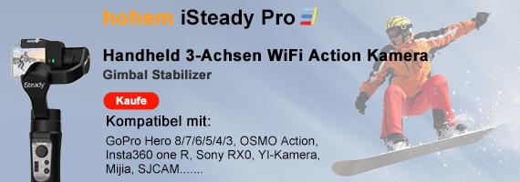 hohem iSteady Pro 3