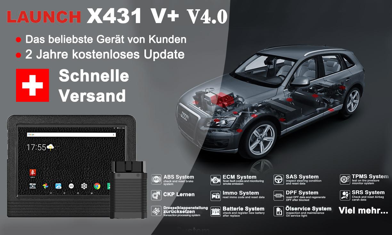 Launch X431V+